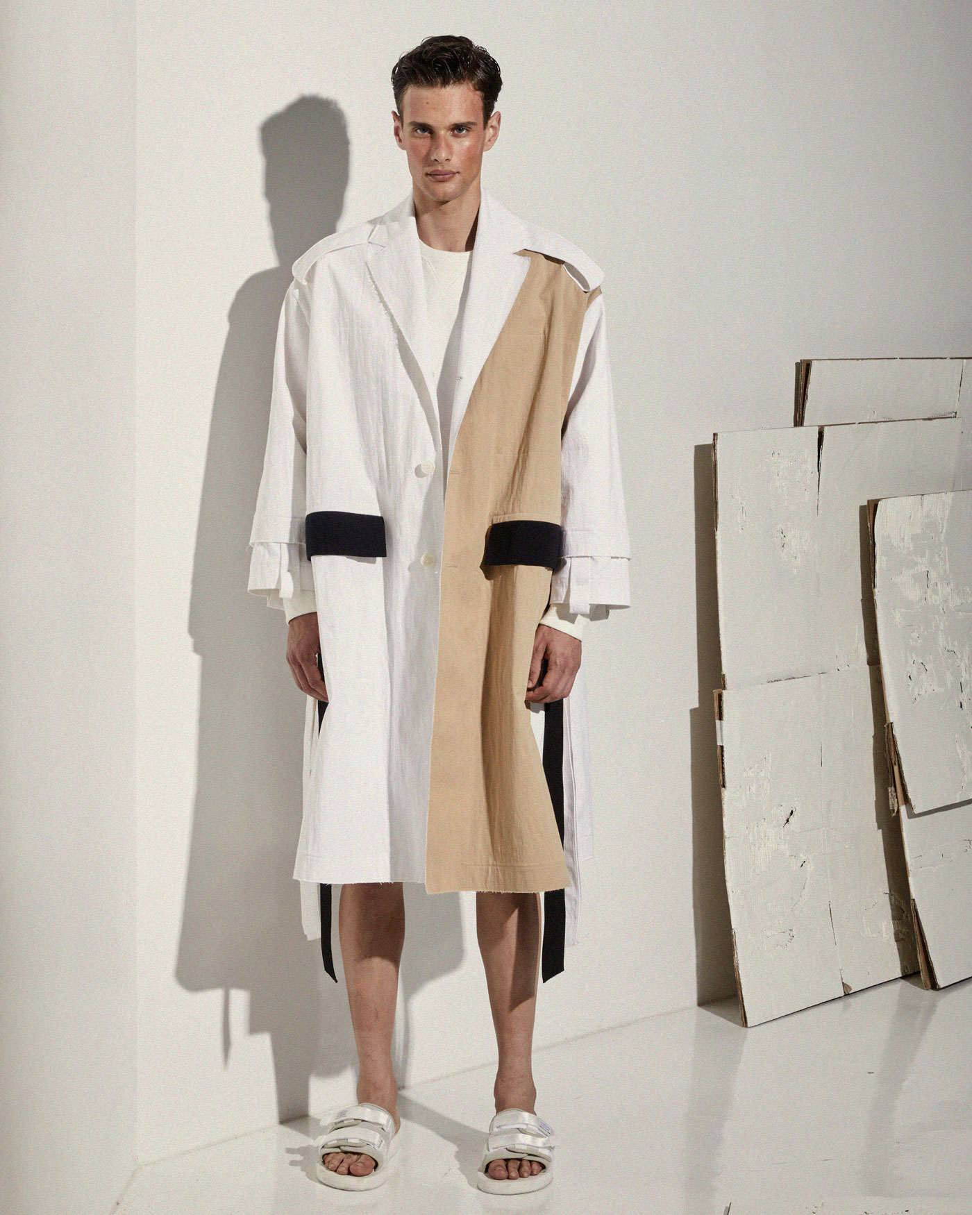 Signature Oversized Coat #2